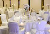 Grand wedding hall
