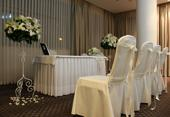 Wedding in hotel Aristos