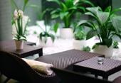 Relax zone of Aristos wellness in Zagreb