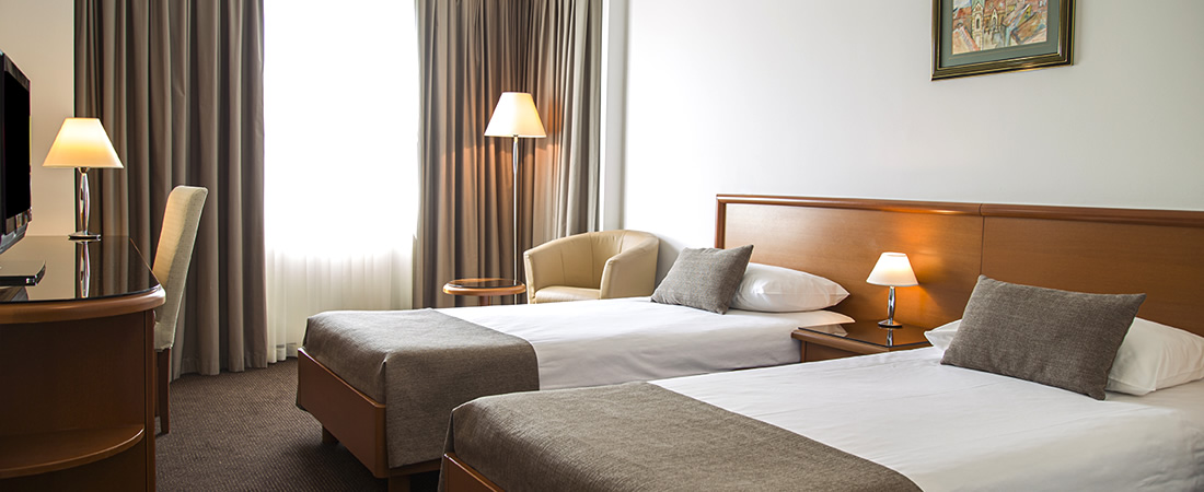 Accommodation In Comfort Rooms In Zagreb Aristos